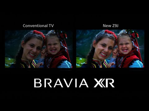 Sony - Introducing BRAVIA XR Features