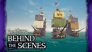 Official Sea of Thieves Behind the Scenes: Alliances