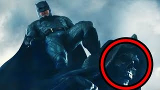 Justice League BREAKDOWN - Easter Eggs & Music Analysis