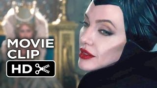 Maleficent Movie CLIP - Awkward Situation (2014) - Angelina Jolie, Elle Fanning Movie HD