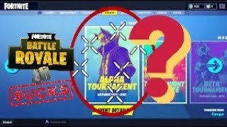 This is Why FORTNITE TOURNEY Mode SUCKS!