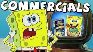 Spongebob's Bizarre Journey Through TV Commercials