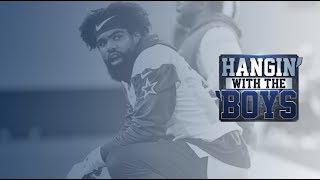 Hangin' with the Boys: Zeke Update? | Dallas Cowboys 2019
