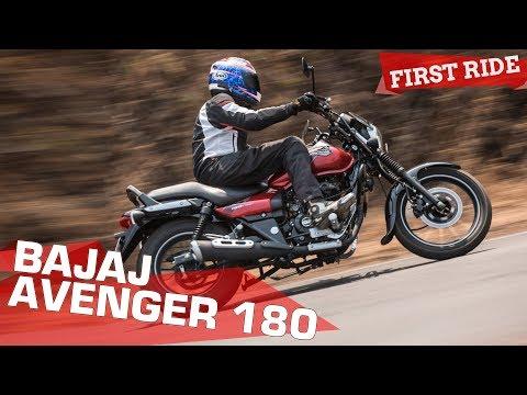 Bajaj Avenger 180 Street: First Ride Review