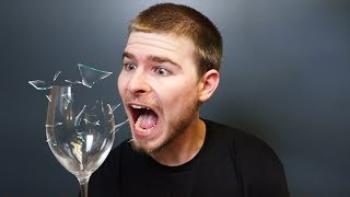 I Can Break Glass With My Voice