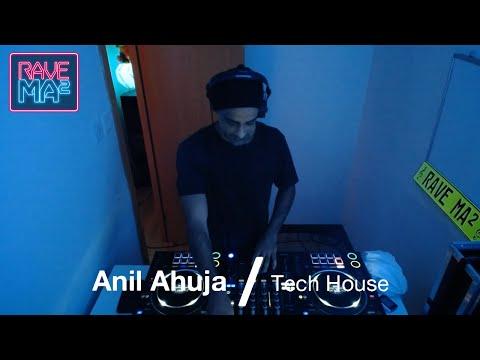 Anil Ahuja at MAMA Radio (Tech House)