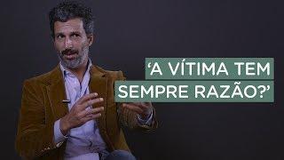 MIX PALESTRAS   Francisco Bosco   Entrevista   O ativismo identitário e o debate público