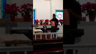 Kids play christmas songs