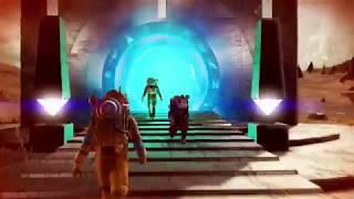 No Man's Sky - Gameplay della modalità multiplayer dell'aggiornamento NEXT