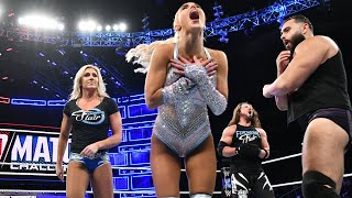 Alicia Fox takes a water break and Rusev shows his strut on Week 7 of WWE MMC