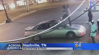 Video Of Man Jumping On Car, Kicking-In Windshield Goes Viral