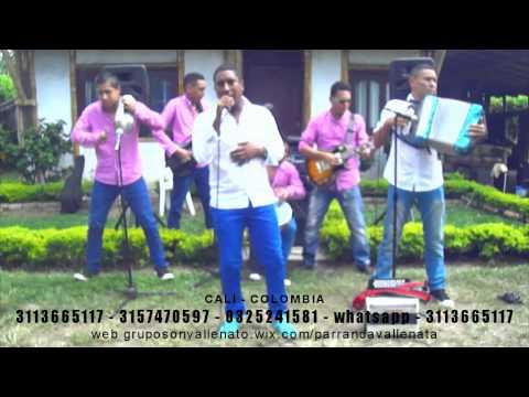 parrandon vallenato cali - mi primera cana - grupo son vallenato