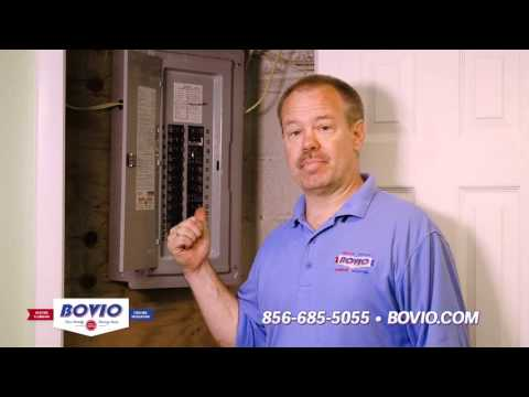 Bovio Web Tips-How to Reset A Tripped Air Conditioner Circuit Breaker