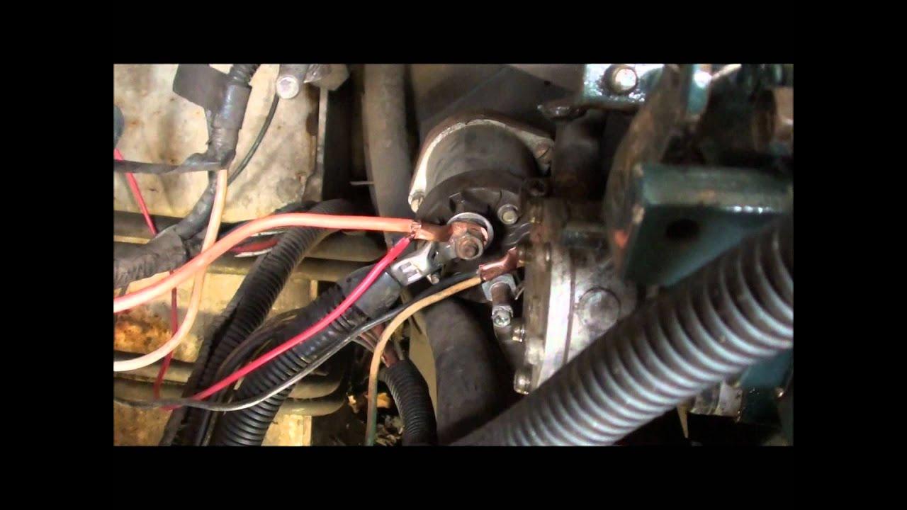 Mack e7 valve Adjustment procedure