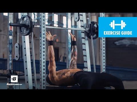 Bar Throw & Press | Exercise Guide