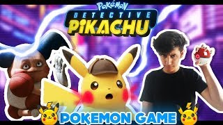 POKEMON MOVIE KI NAYI GAME 😱😱|| Pokemon Detective Pikachu HINDI GAMEPLAY ANDROID || EPISODE  #1