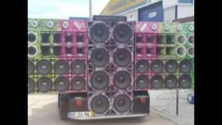 A pressão do meu som e de assustar DJ louco