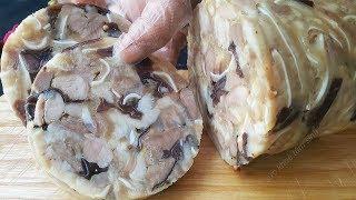 Cách làm Giò Thủ Mới Lạ dai giòn ngọt thịt không bị khô cho ngày Tết 2019