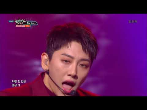 뮤직뱅크 Music Bank - Fantasy - JBJ.20171020