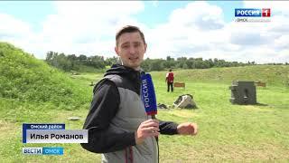 В Омске впервые прошёл турнир по стрельбе памяти погибшего сотрудника СОБР «Каскад» Алексея Юрьева