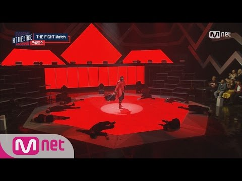 Hit The Stage [The Fight매치 컨셉쇼]제이블랙크루의 강렬 검무 160921 EP.9