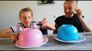 Gummy vs real food challenge met alysha!