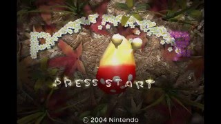 Pikmin 2 Title Screen Quirks