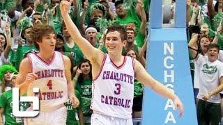 Unlikely Hero Emerges as NCHSAA Champions Crowned in #HoopState Finale