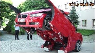 10 chiếc xe tự biến đổi kỳ lạ và độc đáo nhất Thế Giới