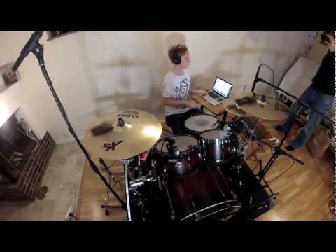 Baixar Chris Brown - Don't Wake Me Up (Drum Cover)