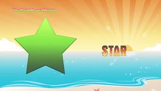 Learn Shapes | Nursery Rhymes Collection For Kids | The Shapes Song 11