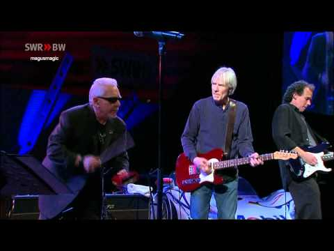 Eric Burdon & The Animals - Don't Let Me Be Misunderstood (Live, 2008) HD/widescreen