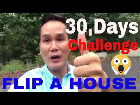 How to wholesale a house in 30 days