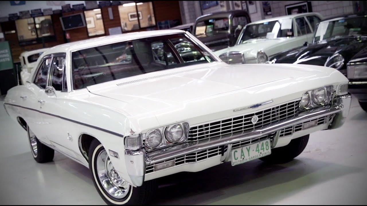 Chevrolet Impala - Shannons Club TV -  Episode 9