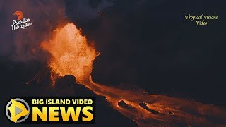 Hawaii Volcano Eruption Update - Friday Morning (June 8, 2018)