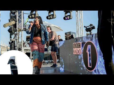 Icarus live at Café Mambo for Radio 1 in Ibiza 2017