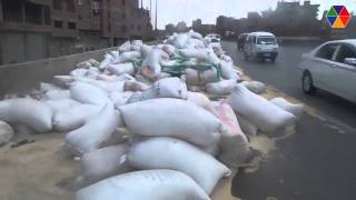 ميدسو| الجيزة | حادث مروري أعلى الطريق الدائرى ببشتيل وتغيب للحماية المدنية