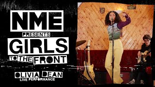 Olivia Dean: Echo, The Hardest Part & What Am I Gonna Do On Sundays? at NME's Girls To The Front