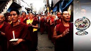 The Endemic Disease Among Tibetan Monks