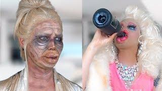 ROXANNE   Gay Pride Makeup Tutorial