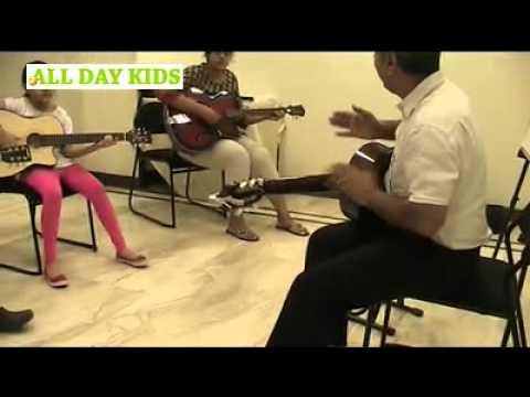 Alldaykids.tv Epicentre Guitar