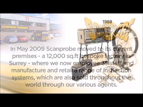 The Evolution of Scanprobe Techniques Ltd 1985 - 2012