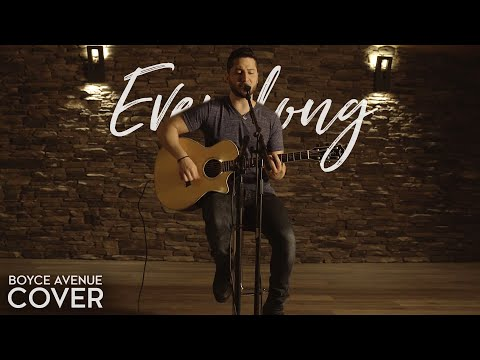 Everlong - Foo Fighters (Boyce Avenue acoustic cover) on Apple & Apple