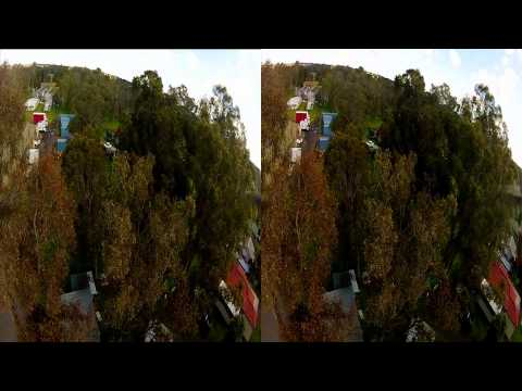 3D GoPro on a Quadcopter - Vegetoast1 & Neil Surry