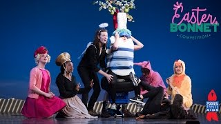 """""""You Will Be Found"""" - Dear Evan Hansen at Easter Bonnet Competition 2017"""