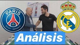 PSG - REAL MADRID el análisis previo con David de las Heras
