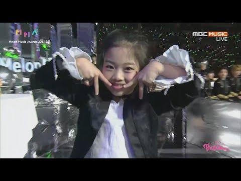 멜론뮤직어워드(Melon Music Awards) 여자남자 댄스상 후보 소개하는 나하은(Na HaEun)☆트와이스 블랙핑크 레드벨벳 마마무 선미 위너 엑소 방탄소년단 하이라이트