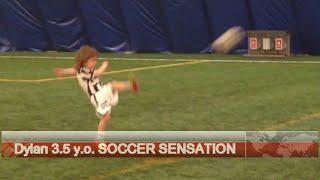 Soccer Sensation 3.5 years old Talent Best In Football/Soccer