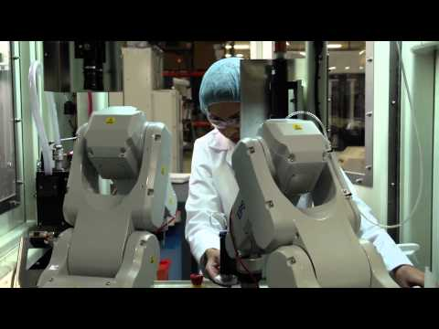 DENTSPLY GAC Manufacturing Technology Video