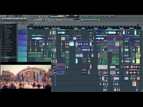 Tomorrowland 2014 Aftermovie - PART 1 (FL Studio) - 10 FREE FLPs in 1 - Önheri Remake